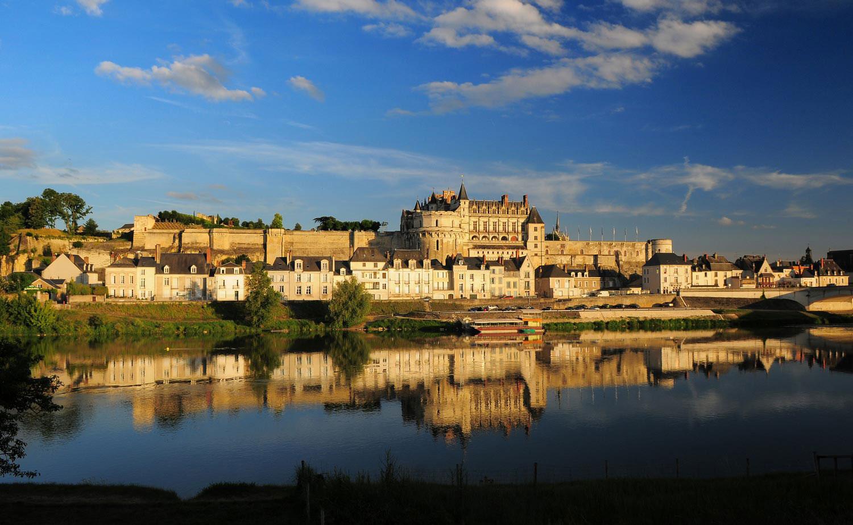 The Castle Of Amboise Blois Chambord Tourism