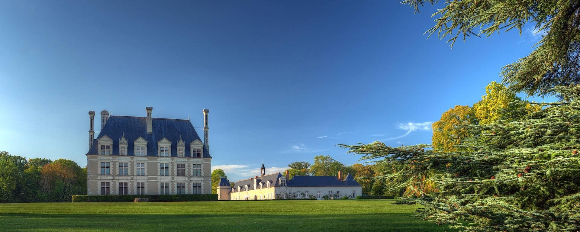 Grounds of the Château de Beauregard
