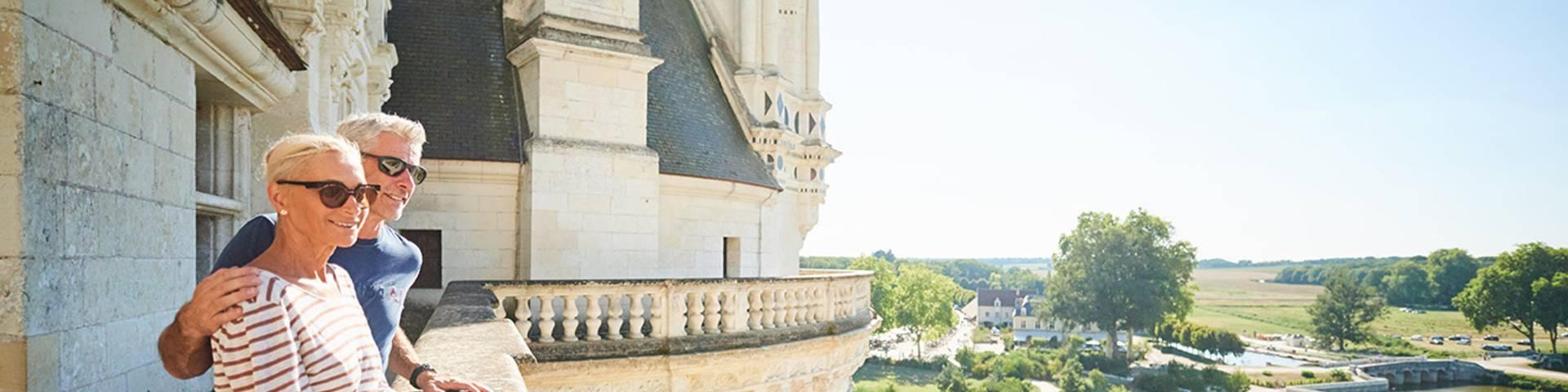 The terraces of Chambord_ Crédit Benjamin Brolet