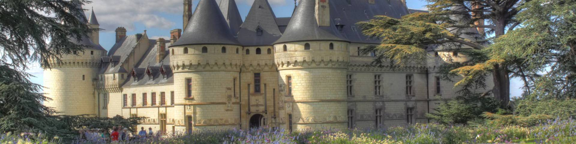 The domain of Chaumont-sur-Loire.
