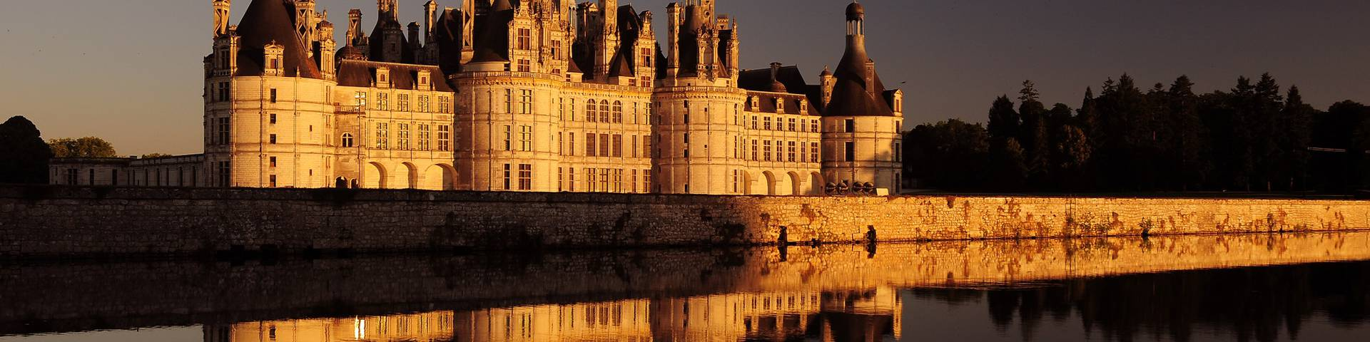 The castle of Chambord. © Léonard de Serres