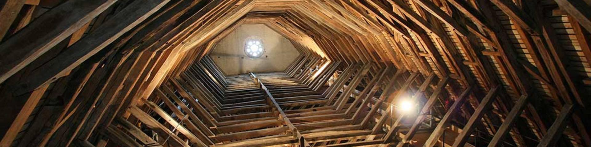 Unsual visit of Blois château