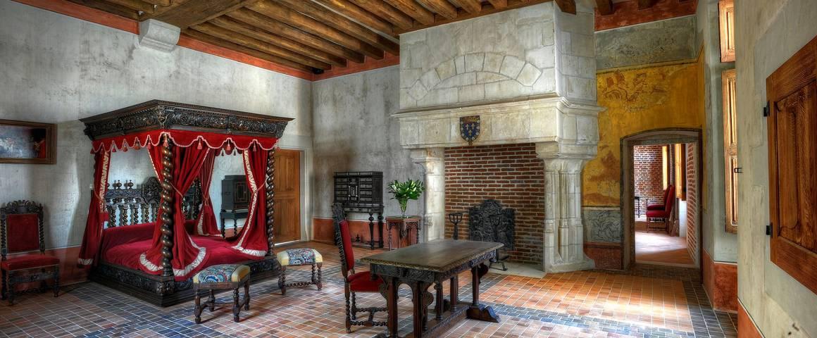 Leonardo Da Vinci Blois Chambord Tourism