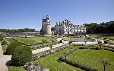 The Château de Chenonceau. © Images de Marc