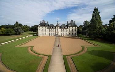 The Château de Cheverny