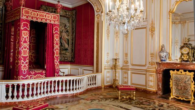 Inside Chambord © Guillaume Perrin