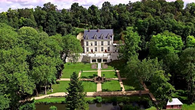 Royal Estate of Château Gaillard, Amboise. © Château Gaillard