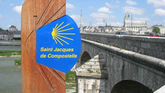 The road to Santiago de Compostela © Blois-Chambord Tourist Office