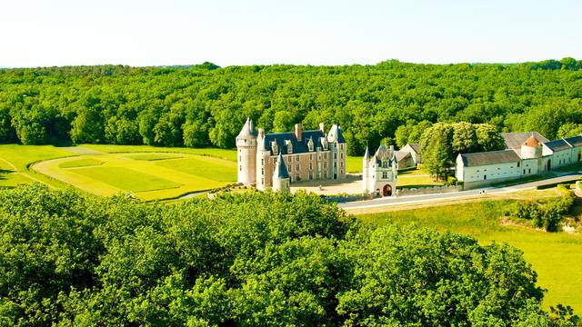 The Château de Montpoupon. © Blois-Chambord Tourist Office