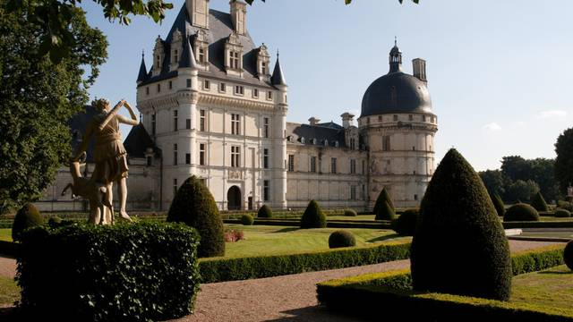 The Chateau de Valençay. © Blois-Chambord Tourist Office