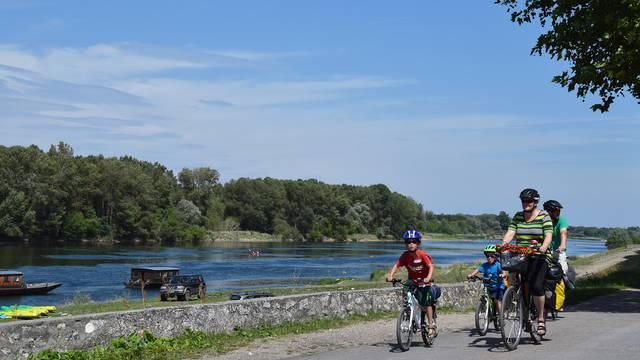 Loire à vélo © Blois Chambord Tourist Office