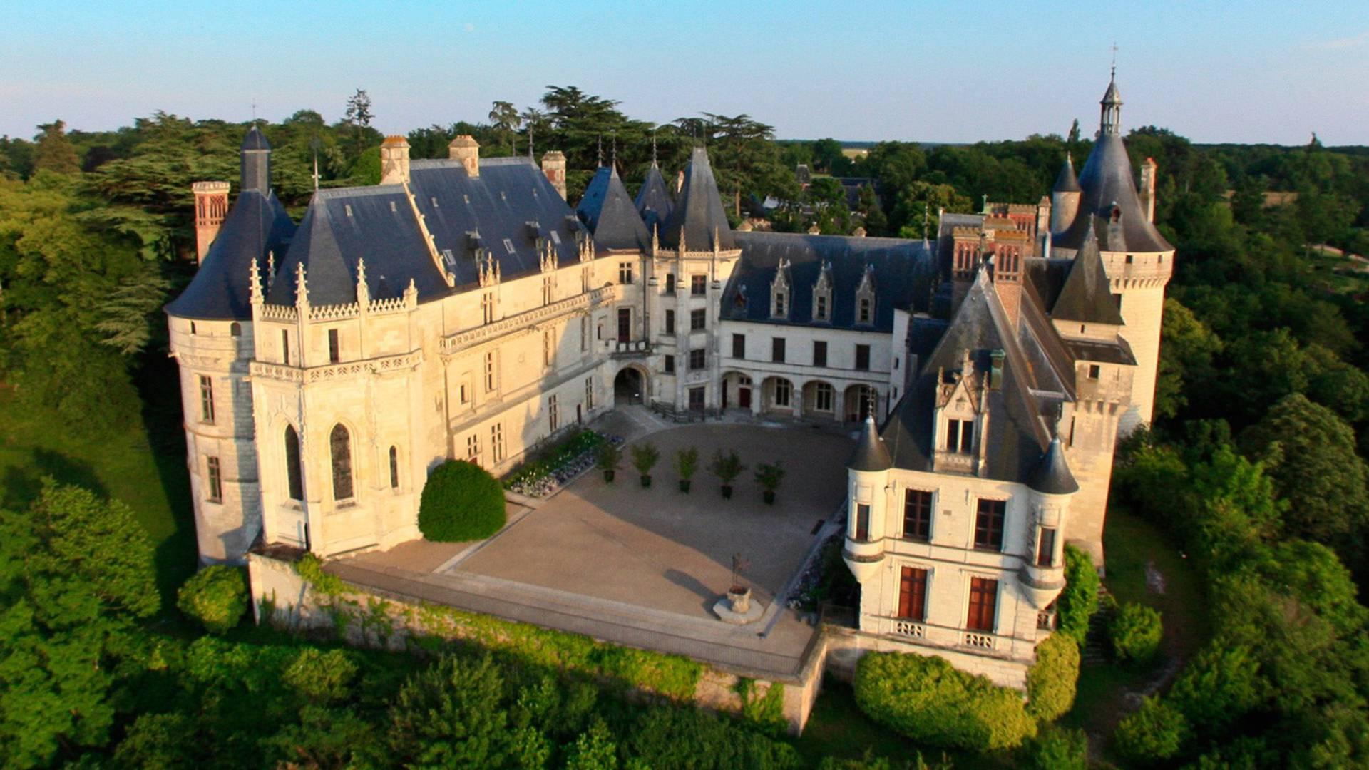 The Château de Chaumont-sur-Loire
