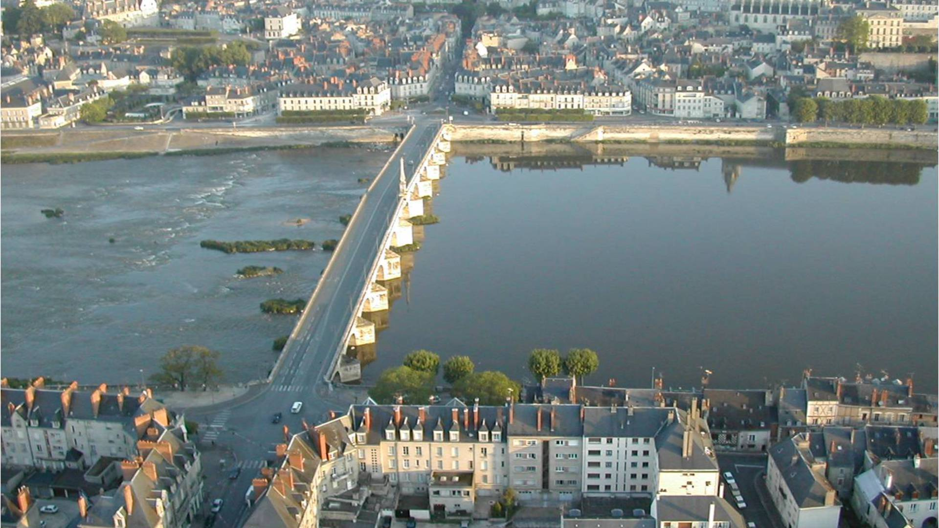 Jacques Gabriel bridge, Blois
