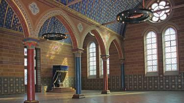 Salle des Etats Généraux du château de Blois. © OTBC
