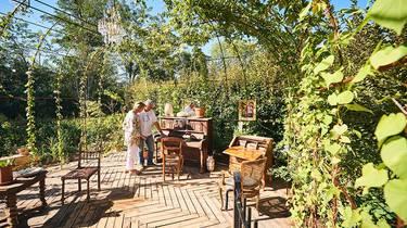 Garden Festival of Chaumont-sur-Loire