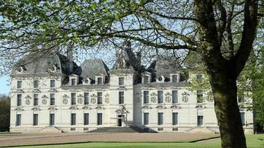 Cheverny château