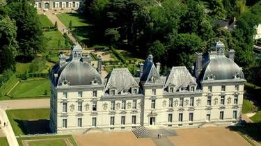 The chateau of Cheverny. © OTBC