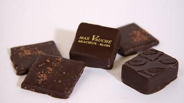 The chocolates of Max Vauché. © OTBC
