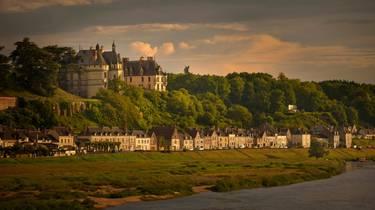Le château de Chaumont-sur-Loire. © Léonard de Serres
