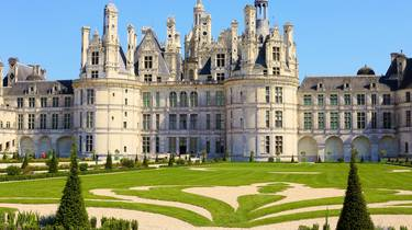 The castle of Chambord. © Ludovic Letot