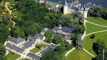 The domain of Chaumont-sur-Loire. © Loisirs Loire Valley