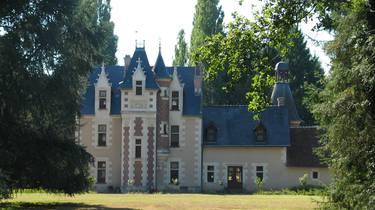The castle of Troussay. © OTBC