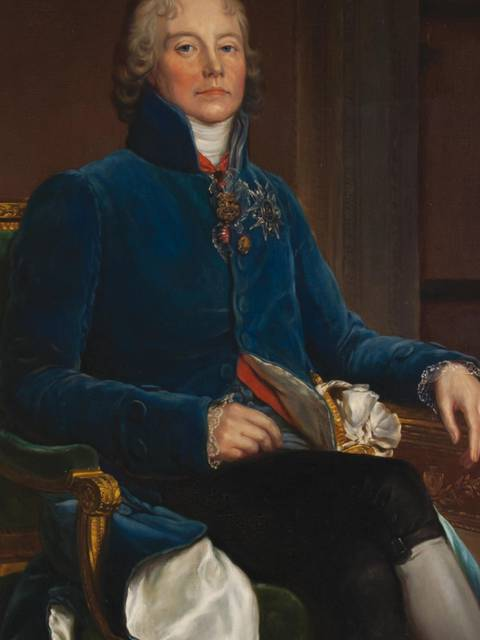 The Prince of Talleyrand. © Blois-Chambord Tourist Office