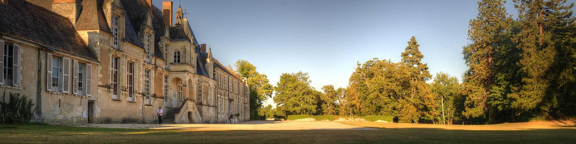The Château de Villesavin © L. de Serres