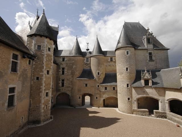 The Château de Fougères-sur-Bièvre. © Blois-Chambord Tourist Office