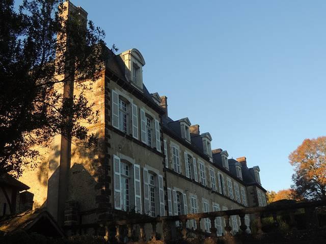 The castle of Montmarin in Sargé-sur-Braye. © OTBC