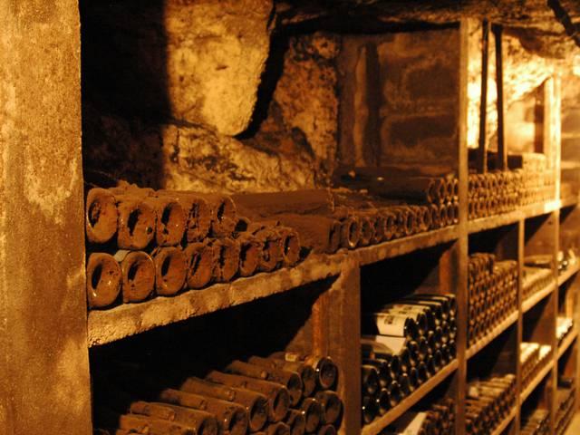 The Cave of Père Auguste. © Blois-Chambord Tourist Office