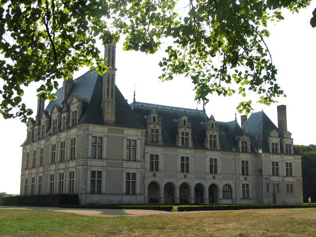 The Château de Beauregard. © Blois-Chambord Tourist Office