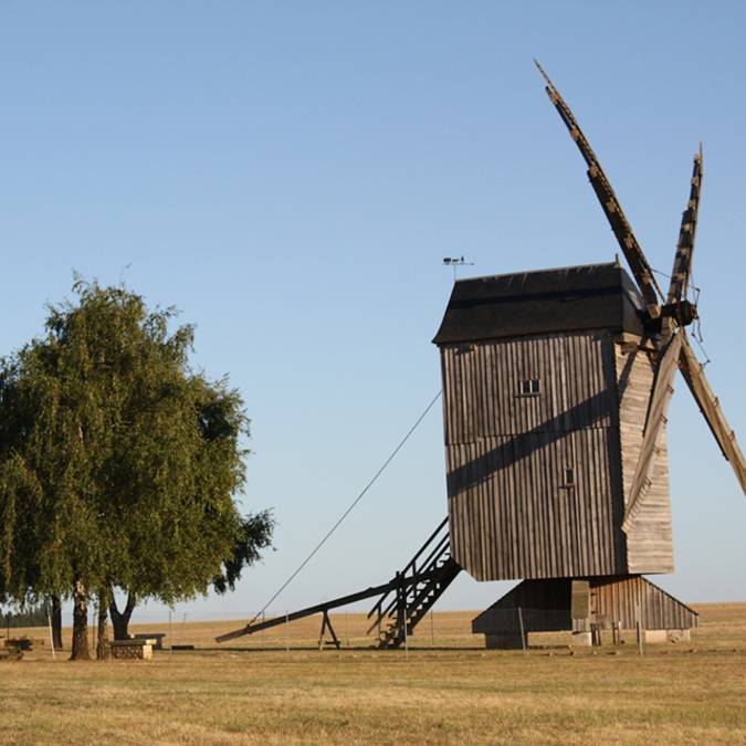 Beauce Val de Loire, Windmill at Maves