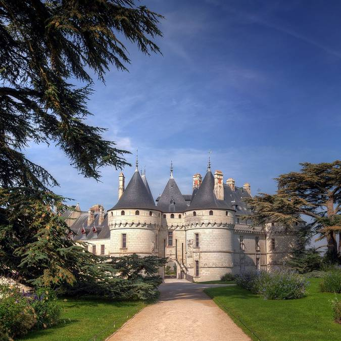 The Regional Estate of Chaumont-sur-Loire