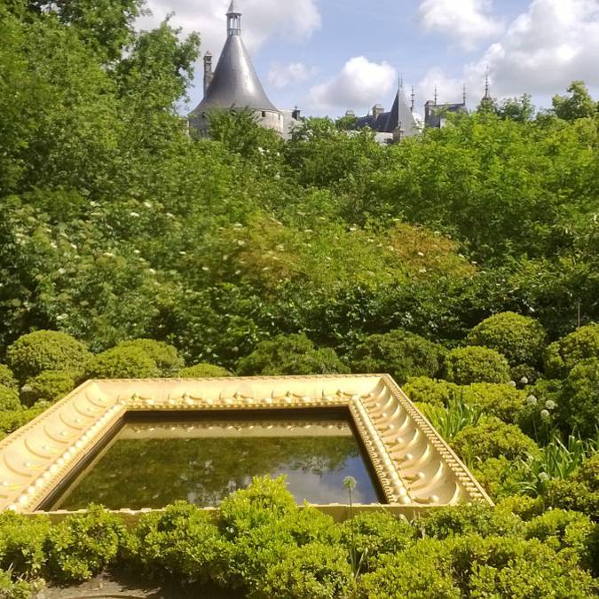 The International Garden Festival of Chaumont-sur-Loire. © otbc