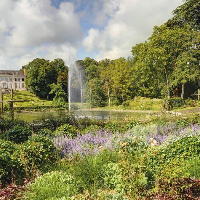 Floral park © Parc Floral