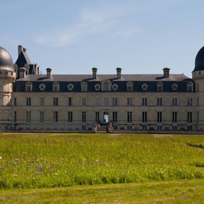 The Château de Valençay. © Blois-Chambord Tourist Office