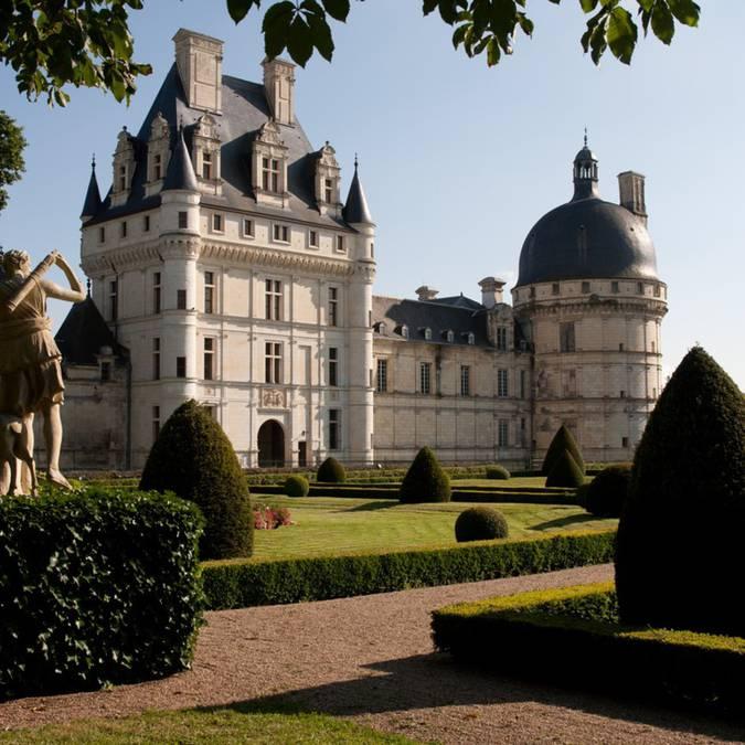 The grounds of the Château de Valençay. © Blois-Chambord Tourist Office