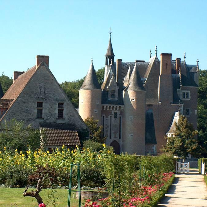 The Château du Moulin