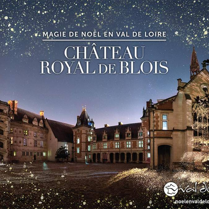 Christmas at the Royal Castle of Blois